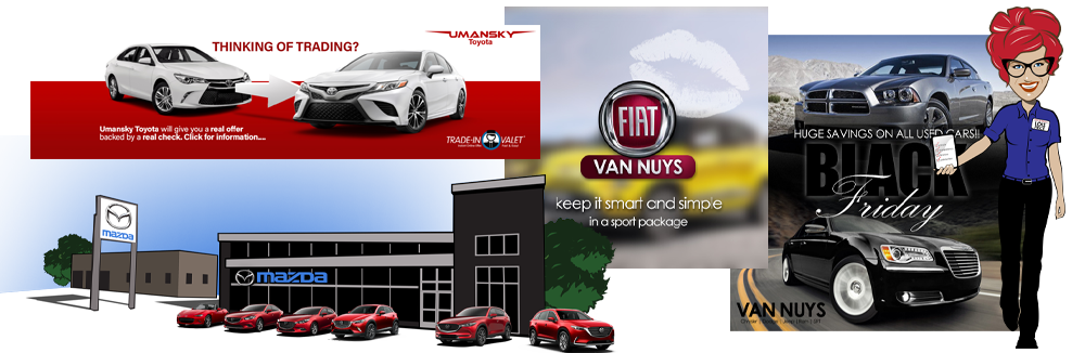A an automotive marketing agency, we create SEO focused, and dealership focused content for your website & your marketing campaigns.